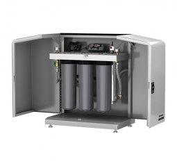 HybridPlus All-in-One Ultraviolet & 3-Stage Filtration System with Pump Provision Only, 120 Lpm