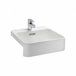Forefront Square Semi Recessed Basin