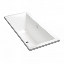 Evok Rectangular Drop In Bubblemassage Bath