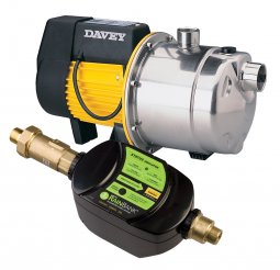 RainBank Rainwater Harvesting Controller - Surface Pump Kit