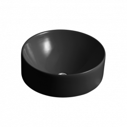 Chalice Vessel Basin Black