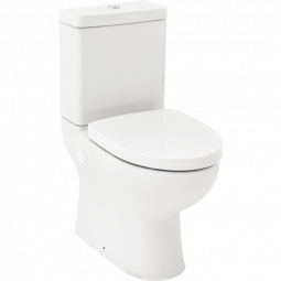 Kohler Dual Back to Wall Toilet Suite - rear or side entry
