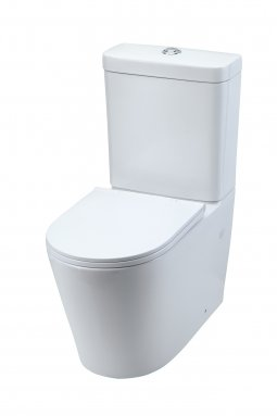 Loft Deluxe Wall Faced Toilet
