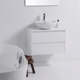 Moode 750 Wall-Hung vanity, 2 Drawers