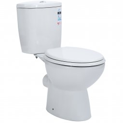 Aquatica Perlo Toilet with P Trap