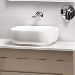 Athena Quadra Above Bench Basin
