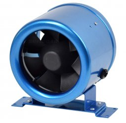 Manrose Blue Jet EC Inline Duct Fan