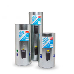 Stainless Steel Low-Medium Pressure Indoor Hot Water Cylinders