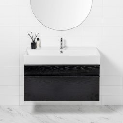 Twenty 1010 Wall-Hung Vanity, 2 Drawers