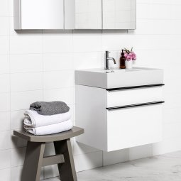 Twenty 610 Wall-Hung Vanity, 2 Drawers
