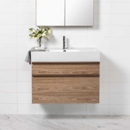 Twenty 810 Wall-Hung Vanity, 2 Drawers