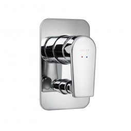 Taut Shower/Bath Mixer with Diverter