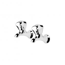 Proline Tub Taps - Chrome
