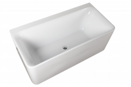 Valencia Freestanding Back to Wall Bath 1700x800