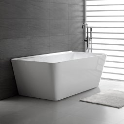 Aria BTW Rectangular Freestanding Bath 1700