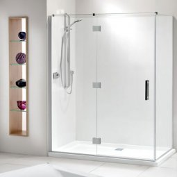 Lifestyle Acrylic Flat Wall Shower