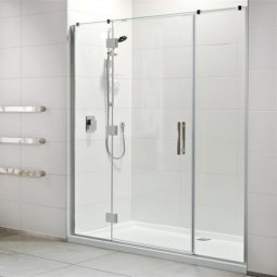 Lifestyle Tiled Wall Shower