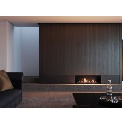 Linear 1000 Gas Fire