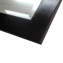 Rectangle 65mm Timber Frame 30mm Beveled Mirror