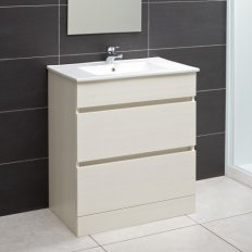 Pinnacle Double Drawer Vanities - PROMOTION - Free Mirror!