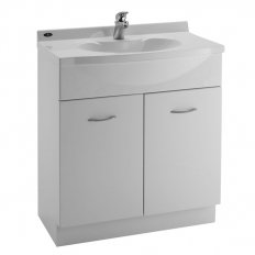 Sapphire Durastone Vanity 750mm Single Bowl