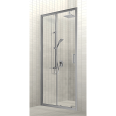 Studio Glide Alcove Sliding Shower Door Sets