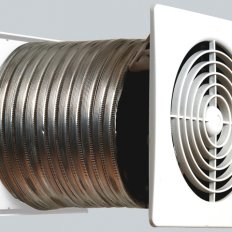 Pro-Series XPLP Low Profile Fan -Thru Wall Kit