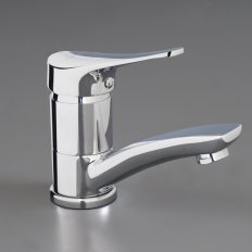 Forte Basin Mixer with Swivel Spout