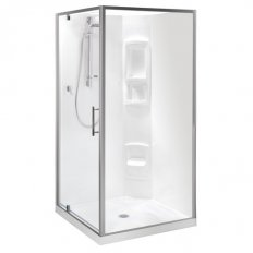 Millennium Showers - Moulded Wall