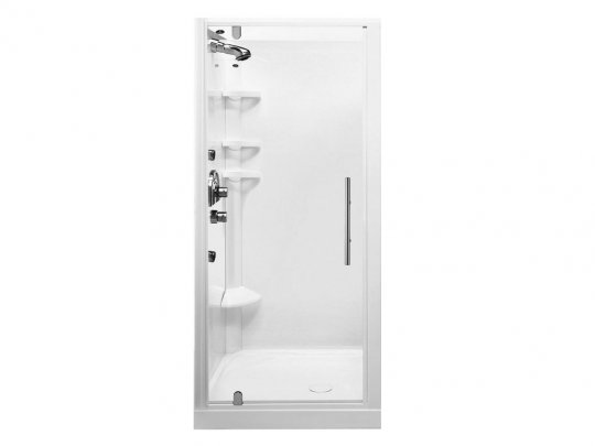 Valencia Alcove Showers 1930mm Height