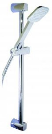 curb slide shower set