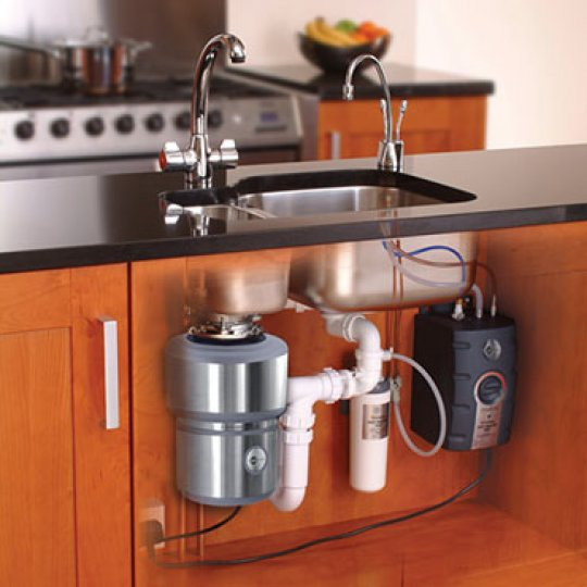 Gn1100 Instant Hot Water Tap