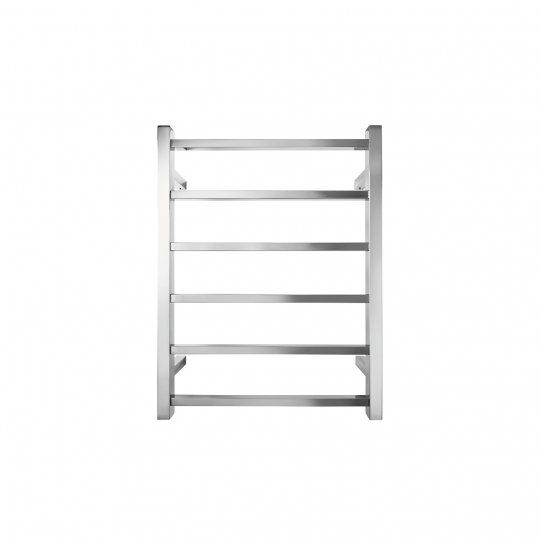 Executive 6 Bar Square Heated Towel Rail