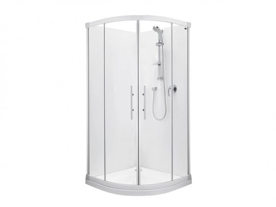 Valencia Round Sliding Showers 1930mm height