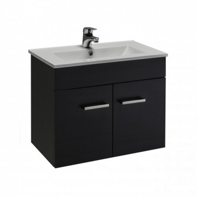 Cashmere Slim 600 Classic Doors and Drawers Vanity