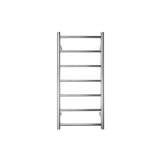 Ensuite 7 Bar Round Heated Towel Rail
