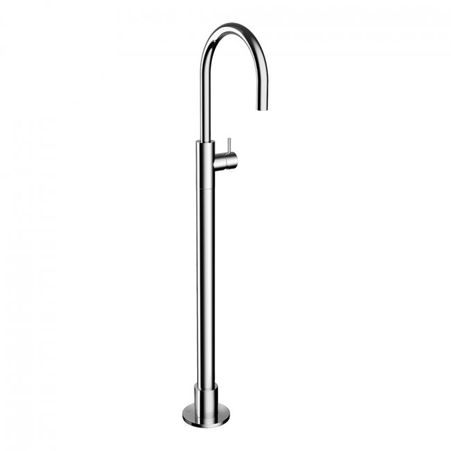 Progetto Buddy Floor Mount Bath Filler No Handshower