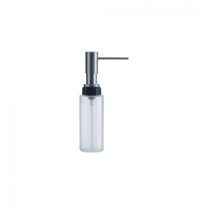 Progetto Tube In-Bench Soap Dispenser