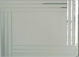 Empressa 1050x740x14mm Beveled Edge Mirror