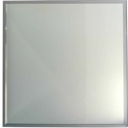 Chrome Aluminium Framed Mirror