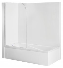 Standard Bath Screen 800mm
