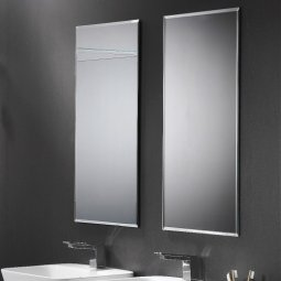 Classic Bevelled Edge Mirror