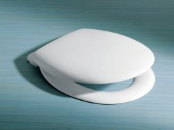Caravelle Care Single/Double Flap Toilet Seat