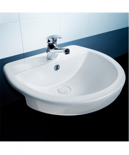 Cosmo Semi Recessed Basin
