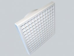 Manrose Fixed Eggcrate Grilles