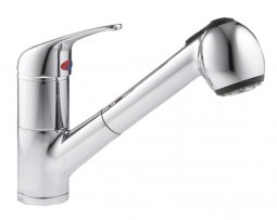 Edge Pull-Out Spray Sink Mixer
