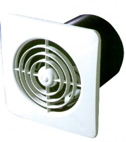 Manrose Pro-Series XFLP Low Profile Fans