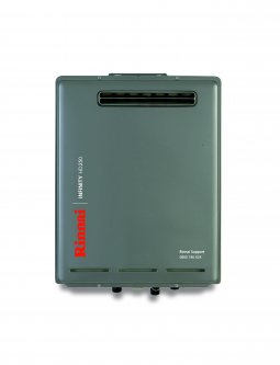 INFINITY HD250 External Continuous Flow Gas Water Heater