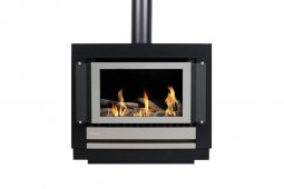 Neo Freestander Console Gas Fire with Simple Remote