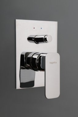 Prestigio Shower Mixer with Divertor